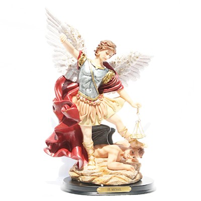 Figura San Miguel Arcángel