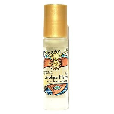 Perfume Amuleto Carolina Herrera con feromonas. (Hombre)