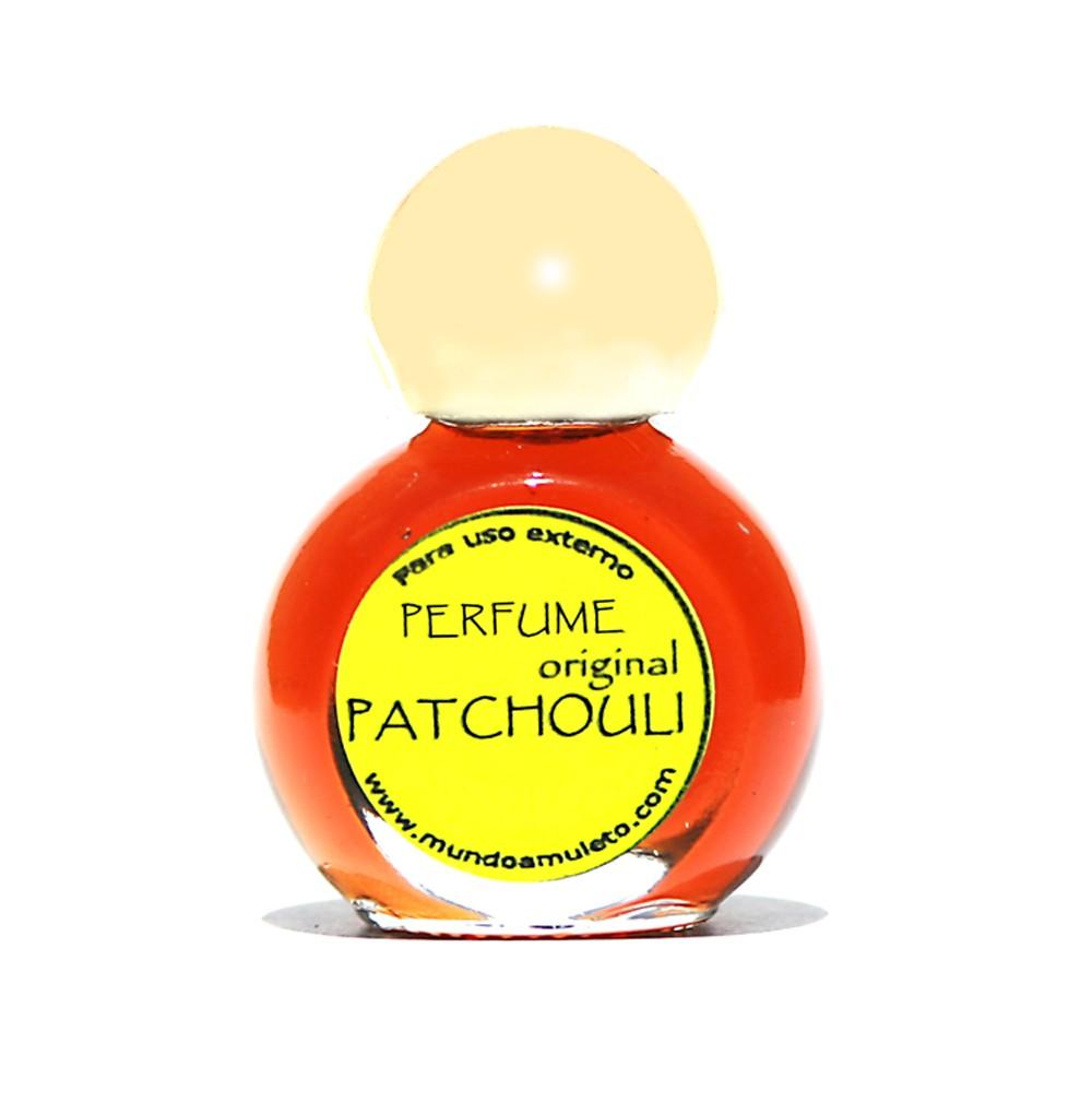 Perfume Patchouli concentrado
